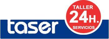 Taser24h - Taller 24 Horas Logo